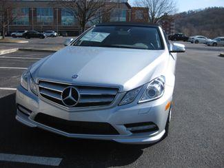 2012 Sold Mercedes-Benz E 550 Convertible Conshohocken, Pennsylvania 5