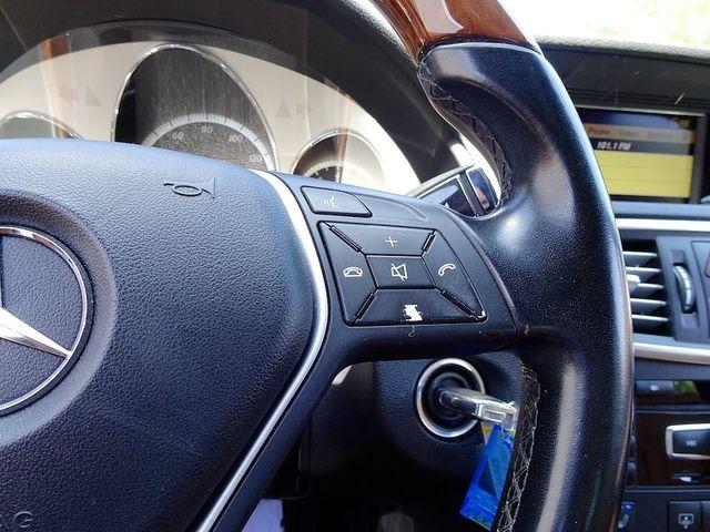 2012 Mercedes-Benz E 550 Sport Madison, NC 18