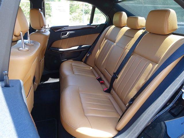 2012 Mercedes-Benz E 550 Sport Madison, NC 36