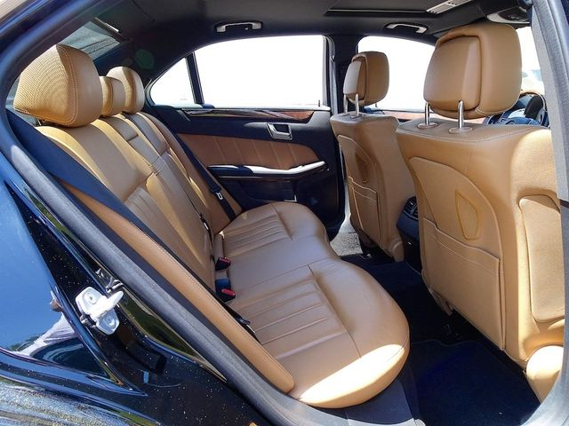 2012 Mercedes-Benz E 550 Sport Madison, NC 38