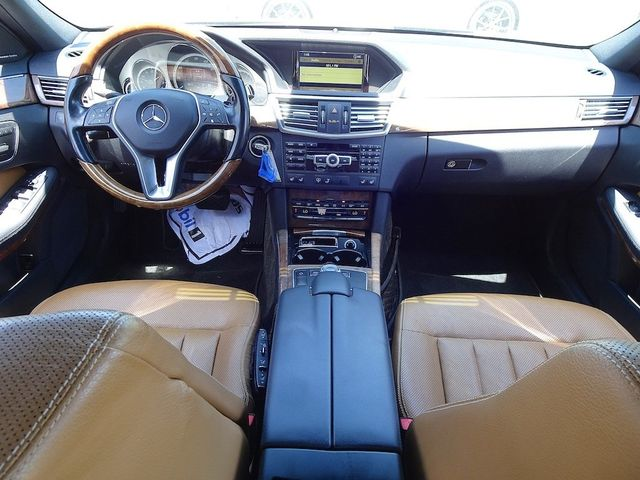 2012 Mercedes-Benz E 550 Sport Madison, NC 40