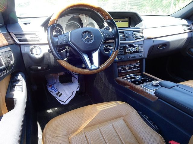 2012 Mercedes-Benz E 550 Sport Madison, NC 41