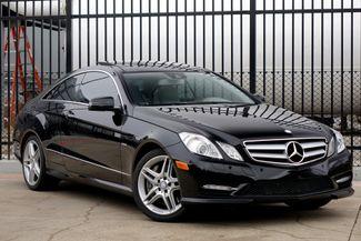 2012 Mercedes-Benz E 550 Coupe*Navi**Back-up Camera**Driver Assist**Pano* | Plano, TX | Carrick's Autos in Plano TX
