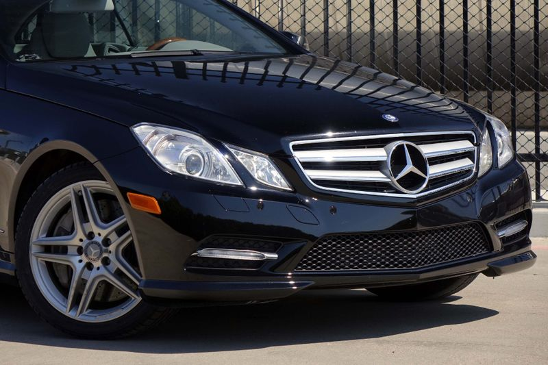 ... 2012 Mercedes Benz E 550 Coupe*Navi**Back Up Camera* ...