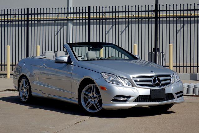 2012 Mercedes-Benz E 550 in Plano TX