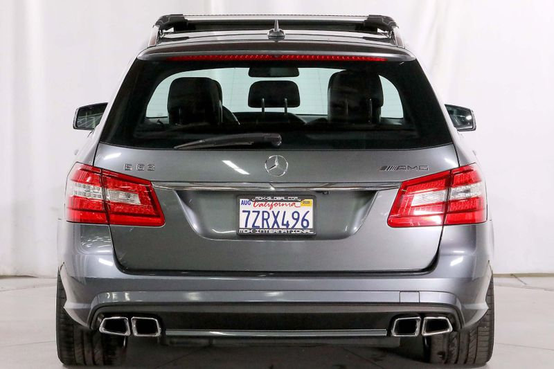 2012 Mercedes-Benz E 63 AMG - Performance pkg - DVD - Limited Slip Diff  city California  MDK International  in Los Angeles, California