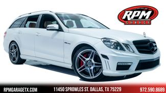 2012 Mercedes-Benz E 63 AMG Wagon 130k MSRP, Designo Paint in Dallas, TX 75229