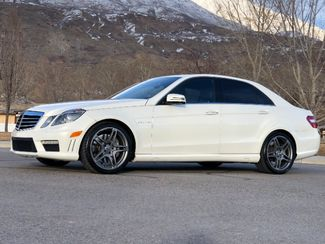 2012 Mercedes-Benz E 63 AMG LINDON, UT 1