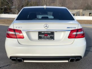 2012 Mercedes-Benz E 63 AMG LINDON, UT 4