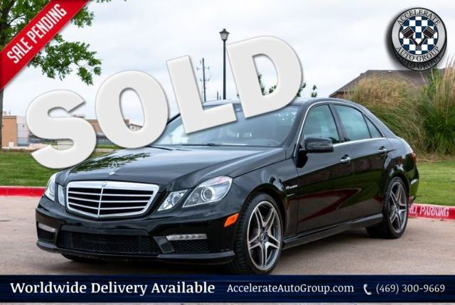 2012 Mercedes-Benz E 63 AMG in Rowlett