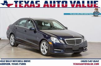 2012 Mercedes-Benz E-Class E 350 in Addison TX, 75001
