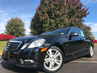 2012 Mercedes-Benz E-CLASS E350 4MATIC in Leesburg Virginia, 20175