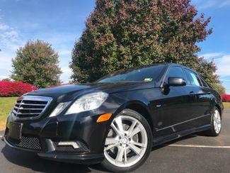 2012 Mercedes-Benz E-CLASS E350 4MATIC in Leesburg, Virginia 20175