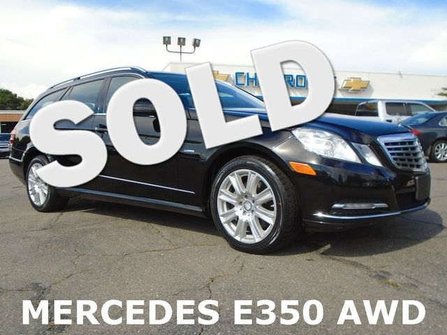 2012 Mercedes-Benz E-Class E 350 Madison, NC 0