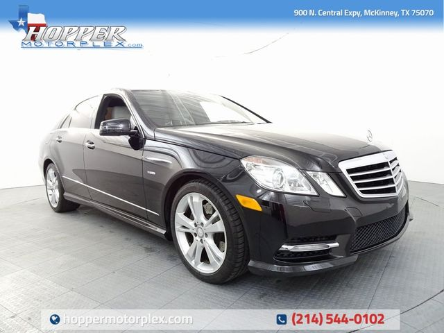 2012 Mercedes-Benz E-Class E 350 Base in McKinney, Texas 75070