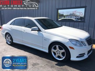 2012 Mercedes-Benz E Class E350 in San Antonio, TX 78212