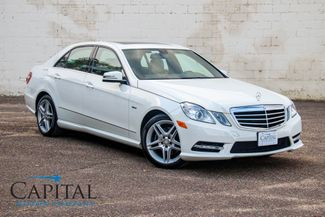 2012 Mercedes-Benz E350 Sport 4Matic AWD w/Navigation, in Eau Claire, Wisconsin
