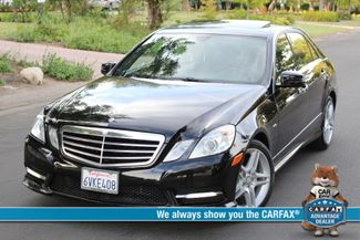 2012 Mercedes-Benz E350 SPORT NAVIGATION XENON SERVICE RECORDS in Van Nuys, CA 91406
