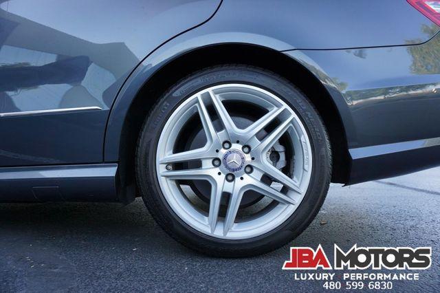 2012 Mercedes-Benz E550 AMG Sport Package 4Matic AWD Sedan in Mesa, AZ 85202