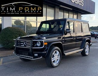 2012 Mercedes-Benz G 550  | Memphis, Tennessee | Tim Pomp - The Auto Broker in  Tennessee