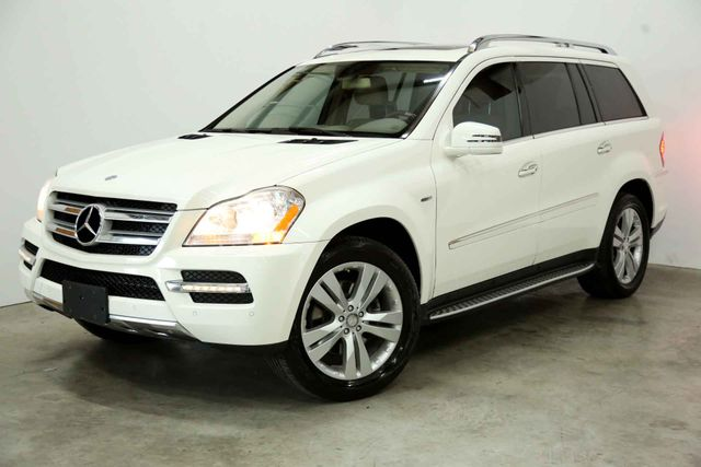 2012 Mercedes-Benz GL 350 BlueTEC Houston, Texas
