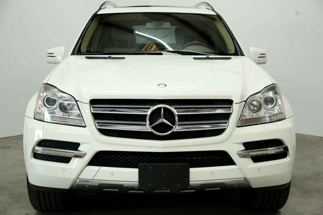 2012 Mercedes-Benz GL 350 BlueTEC Houston, Texas 2