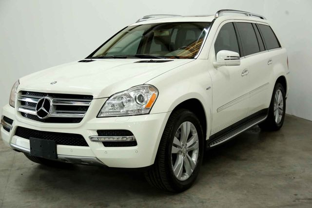2012 Mercedes-Benz GL 350 BlueTEC Houston, Texas 3