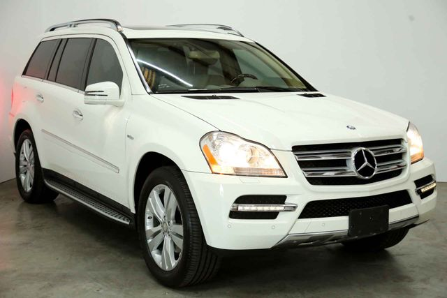 2012 Mercedes-Benz GL 350 BlueTEC Houston, Texas 1