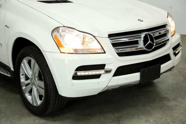2012 Mercedes-Benz GL 350 BlueTEC Houston, Texas 4