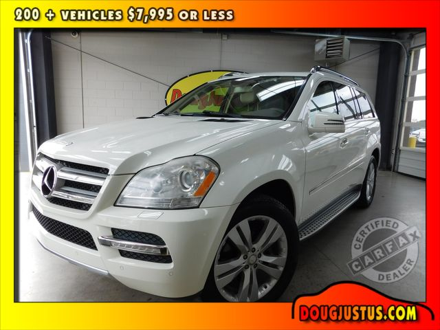 2012 Mercedes-Benz GL 450