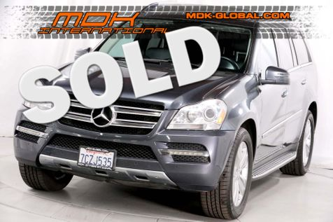 2012 Mercedes-Benz GL 450 - P2 pkg - Keyless GO - Rear DVD in Los Angeles