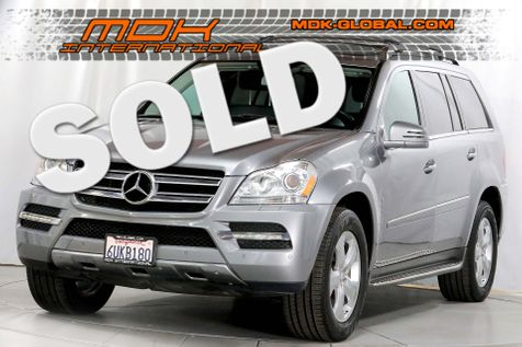 2012 Mercedes-Benz GL 450 - P1 pkg - Navigation - Back up camera - Roof bars in Los Angeles