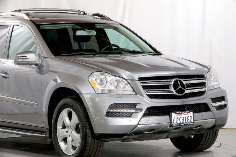 2012 Mercedes-Benz GL 450 - P1 pkg - Navigation - Back up camera - Roof bars  city California  MDK International  in Los Angeles, California