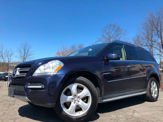 2012 Mercedes-Benz GL450 4MATIC