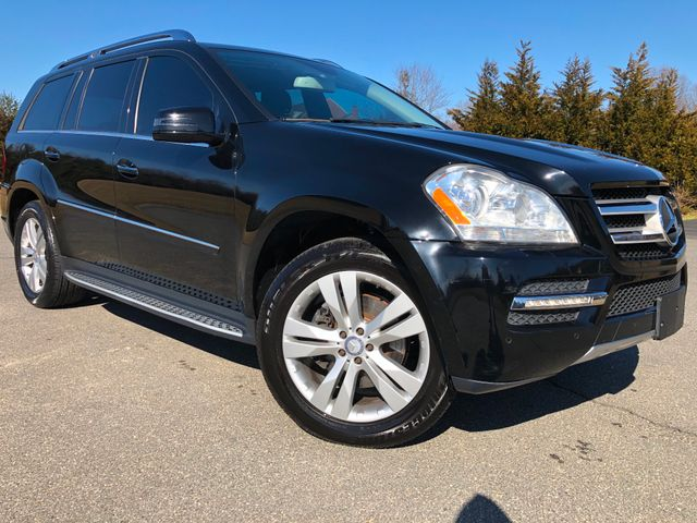 2012 Mercedes-Benz GL 450 450 4MATIC in Leesburg, Virginia 20175
