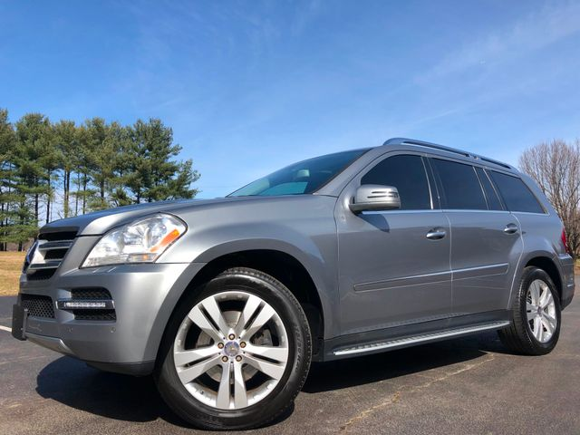 2012 Mercedes-Benz GL 450 450 4MATIC