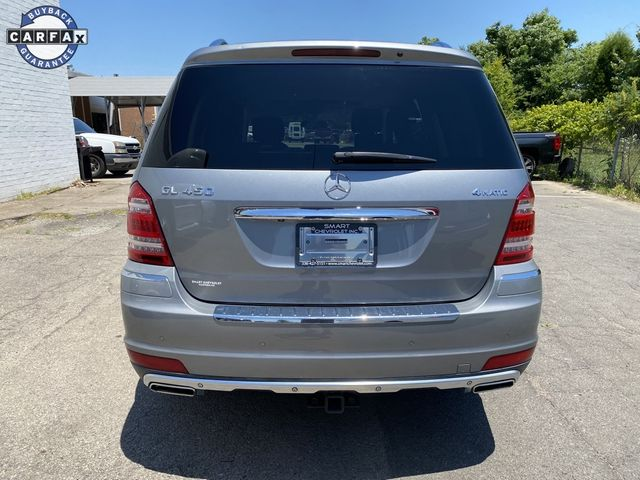 2012 Mercedes-Benz GL 450 GL 450 Madison, NC 2