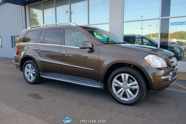 2012 Mercedes-Benz GL 450 GL 450