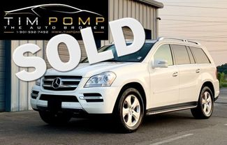 2012 Mercedes-Benz GL 450 in Memphis Tennessee