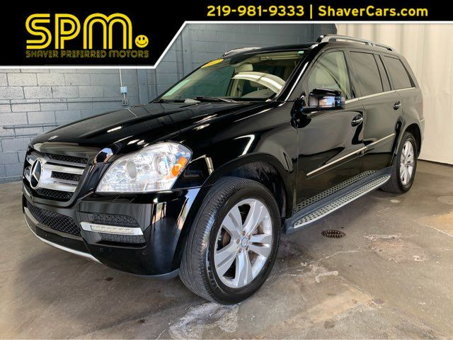 2012 Mercedes-Benz GL 450 AWD