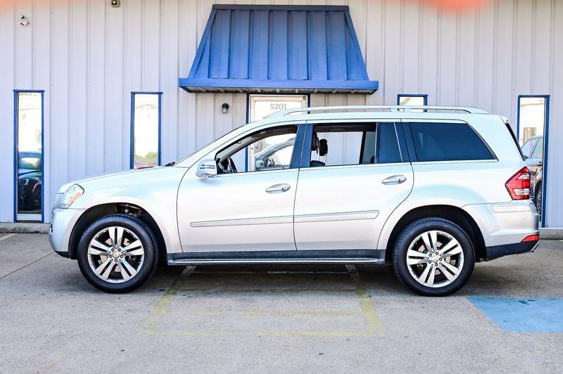 2012 Mercedes-Benz GL 450 4.6L V8 AWD Navigation 3rd Row Seats Clean Carfax in Rowlett, Texas