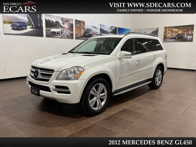 2012 Mercedes-Benz GL 450 in San Diego, CA 92126
