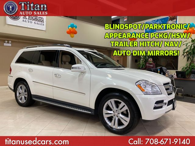 2012 Mercedes-Benz GL 450 GL 450 in Worth, IL 60482
