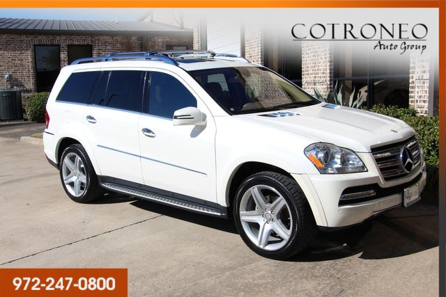 2012 Mercedes-Benz GL 550 4MATIC in Addison, TX 75001