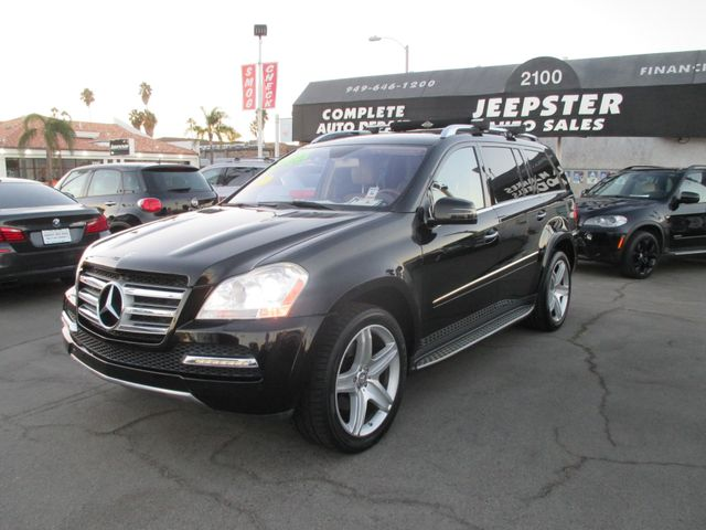 2012 Mercedes-Benz GL 550 4Matic in Costa Mesa California, 92627