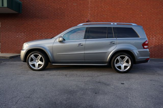 2012 Mercedes-Benz GL 550 in Loganville Georgia, 30052