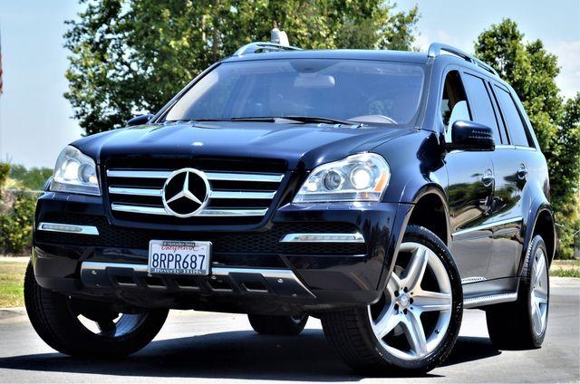 2012 Mercedes-Benz GL 550 AMG PKG in Reseda, CA, CA 91335