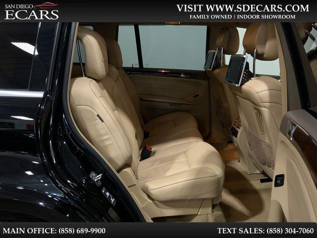 2012 Mercedes-Benz GL 550 in San Diego, CA 92126