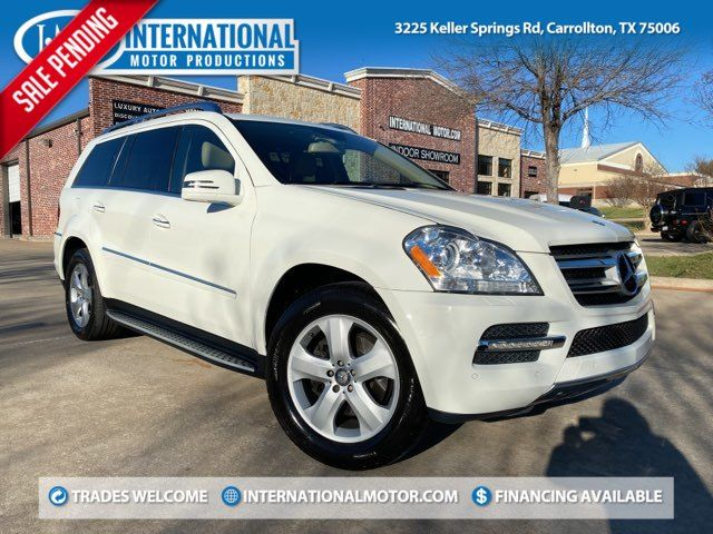 2012 Mercedes-Benz GL Class GL450 ONE OWNER