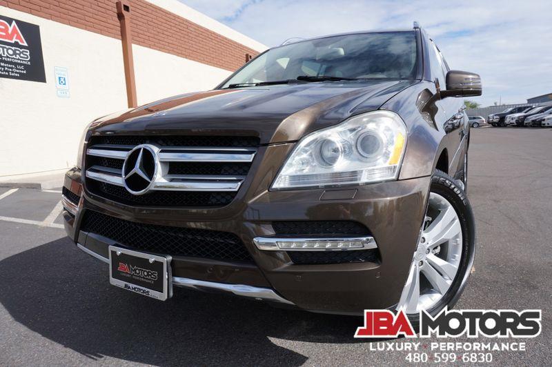 2012 Mercedes-Benz GL450 GL450 GL Class 450 4Matic AWD ~ HUGE $80k MSRP   MESA, AZ   JBA MOTORS in MESA AZ